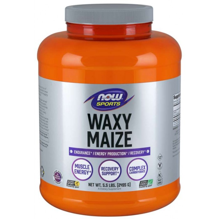 NOW - Waxy Maize - 2495 Г